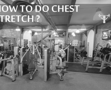 CHEST STRETCH