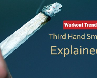 What's With Third Hand Smoking