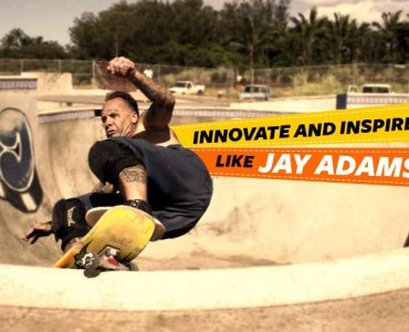 Innovate And Inspire Like Jay Adams