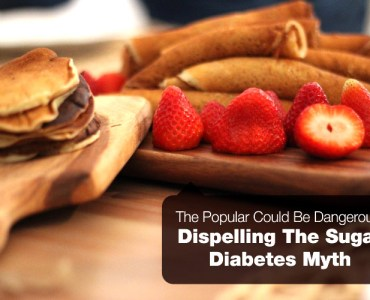 sugar diabetes myth