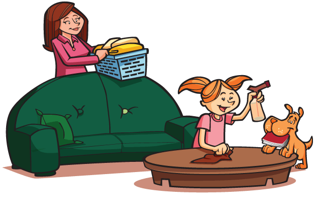sibling and chores Caregiving with your siblings  while your siblings can be  maybe your other sister was groomed to go off and become the achiever while family chores were.