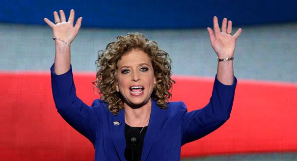 Debbie The Distraction: Watch The Full Video Of The DNC Chair Getting Booed At #DNCinPHL
