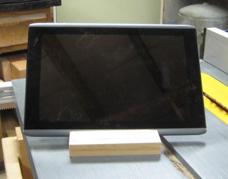Prototype stand