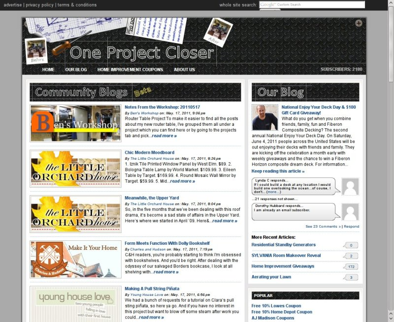 Community Blogs2