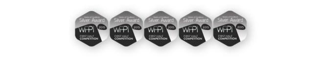 WPPI silver awards badge