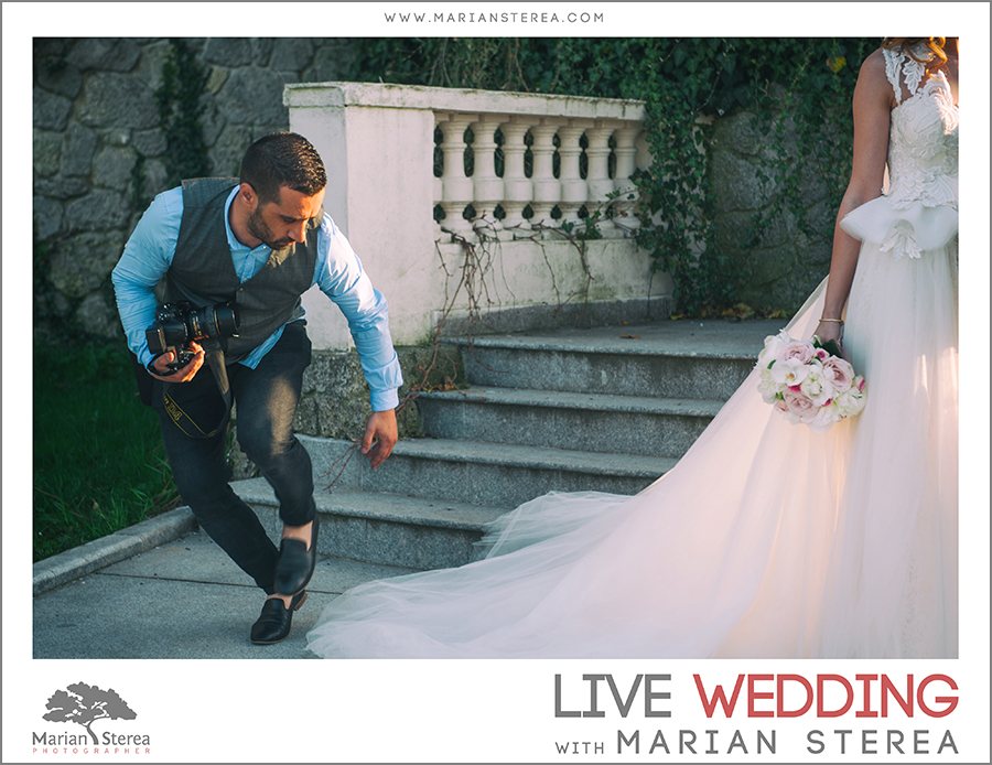 Live wedding photography workshop marian sterea