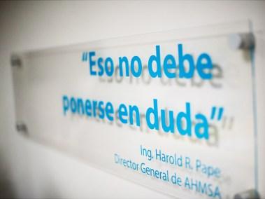 Frase Harol R. Pape Cowork - Renta de Oficinas en Monclova