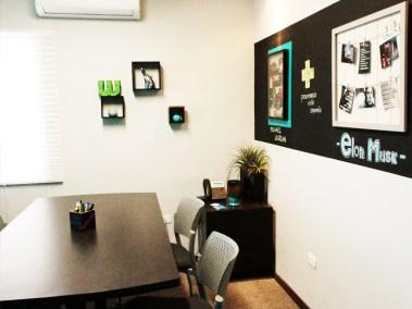 Sala de Juntas 3 Workspot - Renta de Oficinas Monclova
