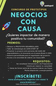 Negocios con causa, Guerra de Robots, Monclova Coahuila, Workspot Monclova, Cowork Monclova