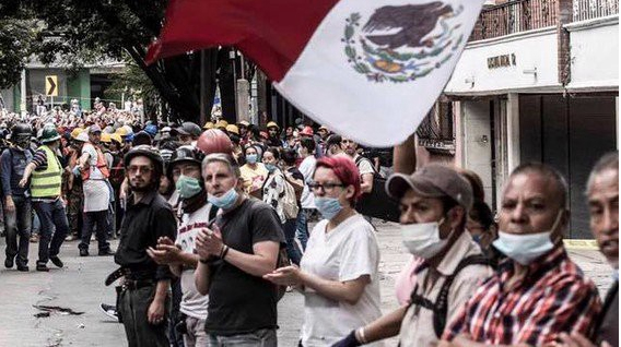 ¿Qué nos dice el temblor a los Mexicanos?: La fuerza del propósito.