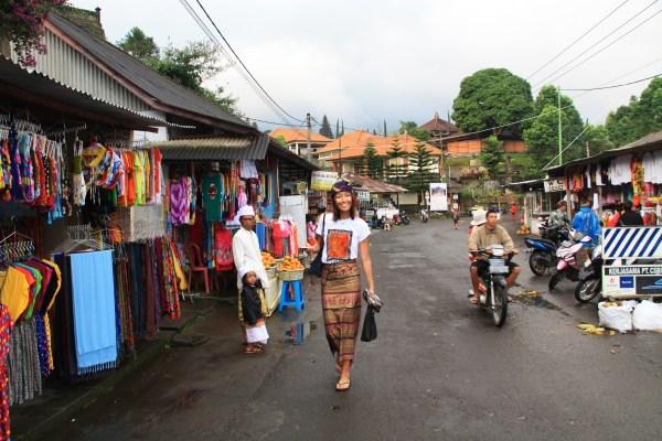 Bali Besakih Shops
