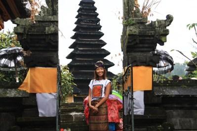 Bali Besakih Temples Christina