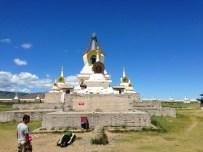 Erdene Zuu Monastery Stupa