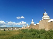 Erdene Zuu Monastery Wall
