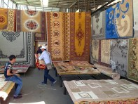 Ulan Bator Black Market Carpets