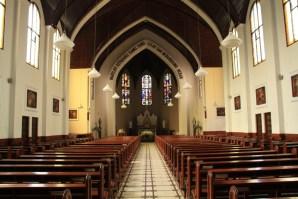 Bandung Cathedral Interior