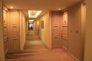 Gran Melia Jakarta Hallway