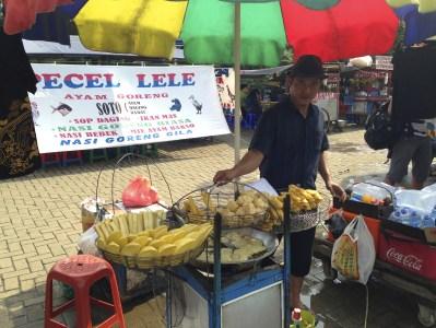 Jakarta Food Vendor