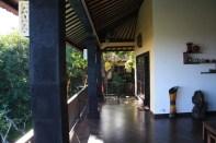 Puri Mangga Jungle House Terrace