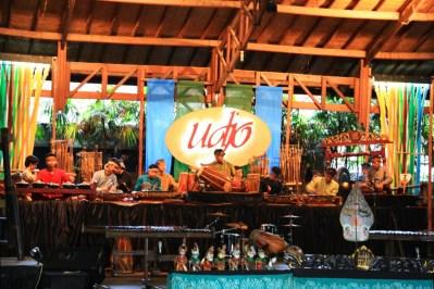 Udjo Stage