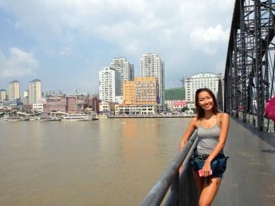 China side