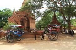 Bagan Horse cart