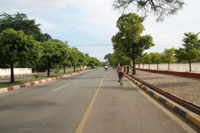 Fun bike ride