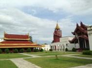 Mandalay Palace Watch Tower