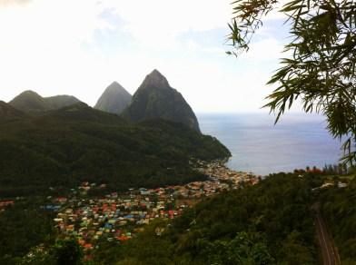 Pitons Saint Lucia
