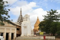 Shwezigon Pagoda Lion
