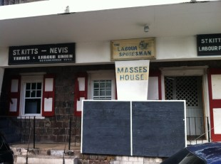 St Kitts Masses House