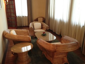 The Strand Hotel Presidential Suite Seating