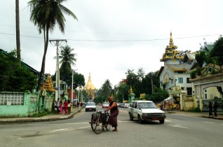 Yangon Bicycle