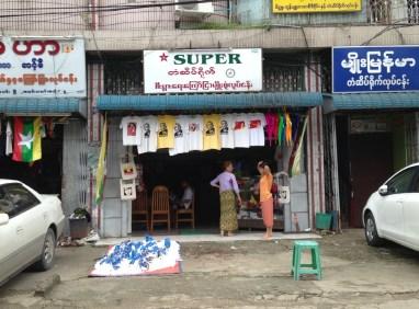 Yangon TShirt Store