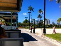 Bacardi Tour Cart Puerto Rico