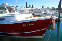 Crash - Jeffrey's boat