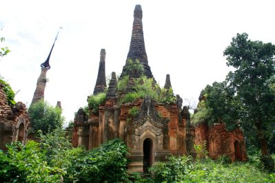 Indein Temple Complex Ruins