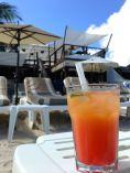 St Martin Sun Beach Clubber Cocktail