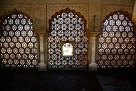 Amer Fort Latticed Screen