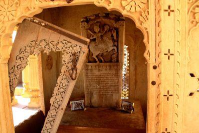 Bada Bagh Jaisalmer Cenotaph