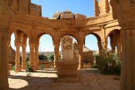 Bada Bagh Jaisalmer Tomb 2