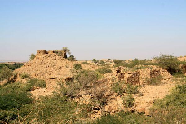 Bada Bagh Ruins