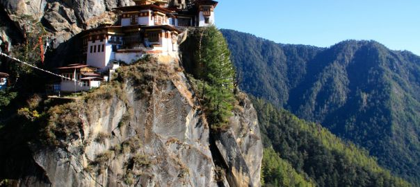 Bhutan Tigers Nest Header
