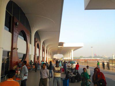 Dhaka Airport Terminal