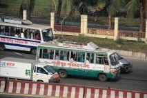 Dhaka Buses