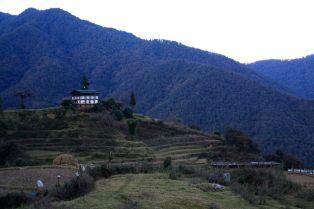 Drive View Bhutan-2