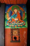 Iron Bridge Art Bhutan