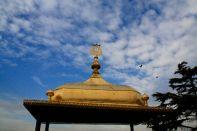 Istanbul Topkitpa Palace Gold Viewing Platform
