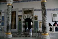 Istanbul Topkitpa Palace Marble