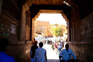 Jaisalmer Fort Entrance